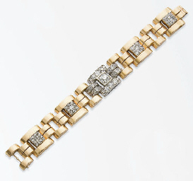 BRACELET RETRO DIAMANTS