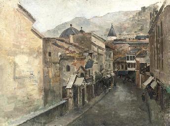 A Georgian town