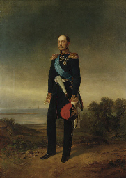 Emperor Nicholas I in the full