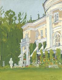 Palace in Arkhangelsk