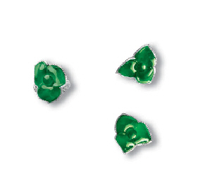 A SET OF JADEITE JEWELLERY