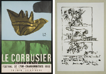 GRAPHICS: LE CORBUSIER