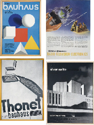 GRAPHICS: BAUHAUS AND MODERNIS