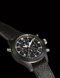 IWC. A LIMITED EDITION BLACK C