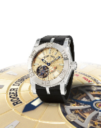 ROGER DUBUIS. A FINE OVERSIZED