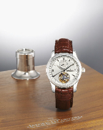 JAEGER-LECOULTRE.  A FINE STAI