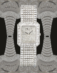 AUDEMARS PIGUET. AN 18K WHITE