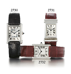 CARTIER. A  VERY RARE LIMITED