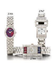 CORUM. A FINE AND RARE LADY'S