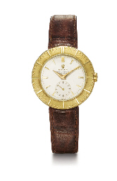 ROLEX. AN 18K GOLD WRISTWATCH