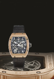 RICHARD MILLE. A FINE AND LARG
