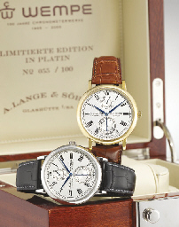 A.LANGE & SÖHNE. A SET OF LIMI