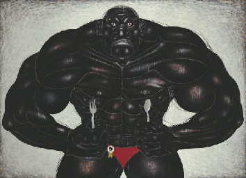 Badanku Kurang Besar (My body