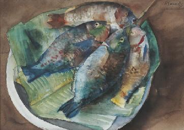 Still life - fish