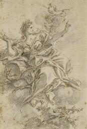 Junon accompagnée d'un paon