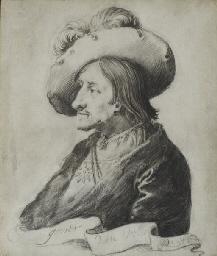 Portrait de Gerard van Velsen