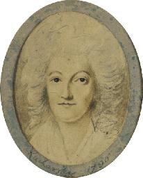 Portrait de la reine Marie-Ant