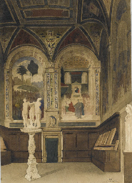 Intérieur de la Libreria Picco