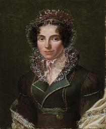 Portrait de madame Lebeaux