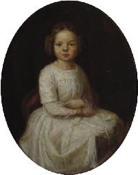 Portrait de jeune fille les br