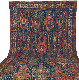 A NORTHWEST PERSIAN CARPET