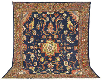 A ZIEGLER CARPET