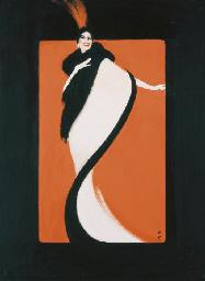 RENE GRUAU (1919-2004)