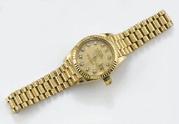 ROLEX OYSTER PERPETUAL DATEJUS