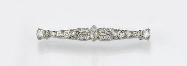 SPILLA BARRETTE IN DIAMANTI