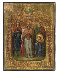 FOUR FAMILY SAINTS WITH LORD S