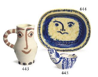 Four Faces (A. R. 437)