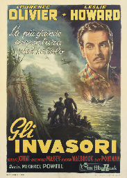 The 49th Parallel  Gli Invasor
