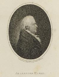 HENRY, Alexander (1739-1824).