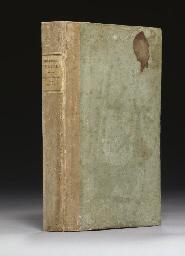BRADBURY, John (fl. 1809). Tra