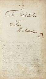 BURNEY, Charles (1726-1814). T