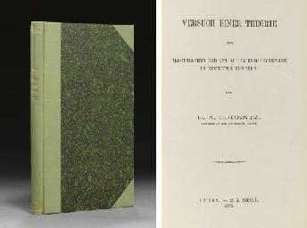 LORENTZ, Hendrik Antoon (1853-