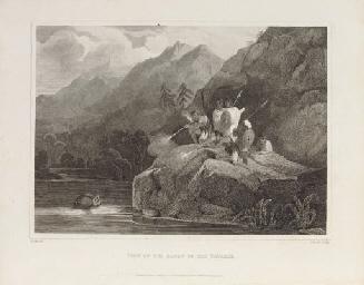 SALT, Henry (1780-1827). A Voy