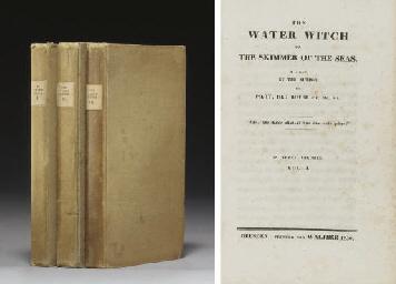 COOPER, James Fenimore. The Wa