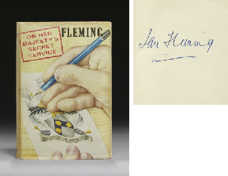 FLEMING, Ian. On Her Majesty's