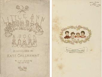 [GREENAWAY, KATE (1846-1901),