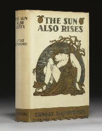 HEMINGWAY, Ernest. The Sun Als
