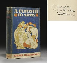 HEMINGWAY, Ernest. A Farewell