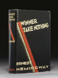 HEMINGWAY, Ernest. Winner Take