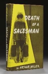 MILLER, Arthur. Death of a Sal