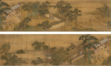 QIU YING (ATTRIBUTED TO, CIRCA