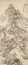 WANG JINGMING (1688-1721)