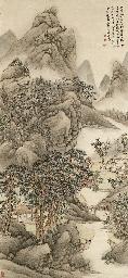 ZHOU LI (18TH CENTURY)