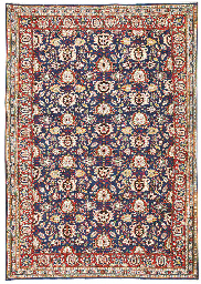 A fine Veramin carpet, North P