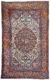 A fine Teheran rug, North Pers