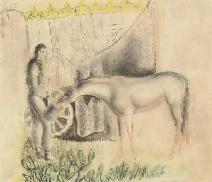 Gypsy and Pony